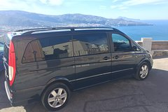 Private Transfer from Amalfi Coast to Rome