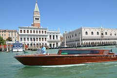Murano Island and Glass Art Private Boat Tour from Venice