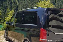 DOLOMITE Day Trip From Venice by Mercedes V class