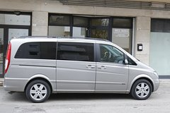 Private transfer, chauffeur service, Venice Marco Polo airport to Abano Ter