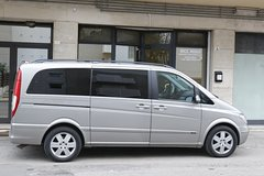 Private transfer, chauffeur service, from Venice Marco Polo airport to Padu