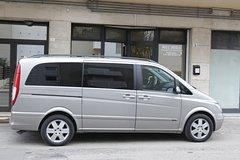 Private transfer chauffeur service, Venice Marco Polo airport to Fiesso dAr