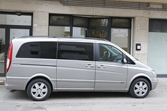 Private transfer, chauffeur service, from Venice Marco Polo airport to Mira