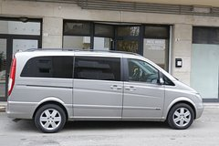 Private transfer, chauffeur service, from Venice Marco Polo airport to Mest