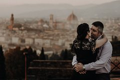 Private Professional Photo Shoot in Florence for Couple Engagement / Vacati