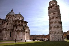 Pisa and Leaning Tower Private Tour