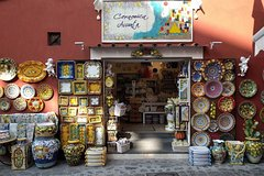 Transfers Positano - Naples