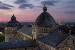 Romantic tour in Pisa