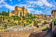 Romantic tour in Siena