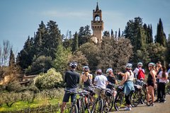Tuscany Bike Tours: half day bike tour through the hills of Chianti