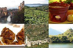 Daytrip in Canavese vineyards and Medieval castles