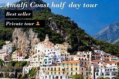 Amalfi Coast half day tour