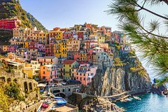Full Day Tour: Discover Beautiful Cinque Terre