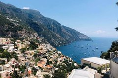 "Guided tour ""Love stories of Positano"""
