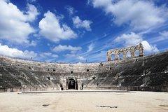 The Arena di Verona at the gladiators time