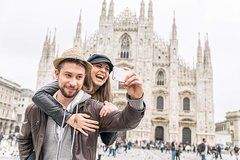 "Guided tour ""Love stories of Milan"""