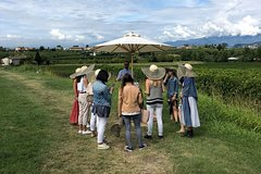 Visit to Tenuta La Cà with Wine Tasting