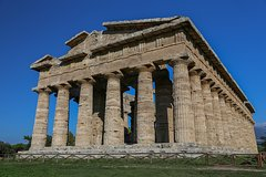 Private Tour from Sorrento to Paestum and Mozzarella Tasting