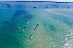 Half day South Stradbroke & Wave Break Island kayak, snorkel & SUP with lunch