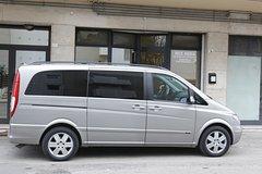 Private transfer, chauffeur service, from Mestre to Venice Marco Polo airpo