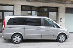 Private transfer, chauffeur service, from Fiesso dArtico to Venice airport