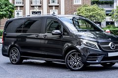 Arrival Private Transfers: Florence Airport FLR to Florence in Luxury Van