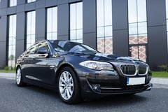 Private Arrival Transfer from Verona Airport to Verona City