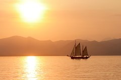 Sunset Cruise on a Sailing Boat