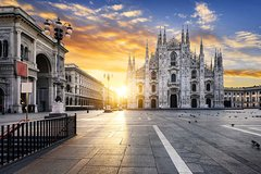 Private Transfer from Milan Centre to Milan Malpensa Airport