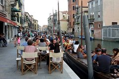 Venice and Wine (Bakari Join-in Walking Tour)