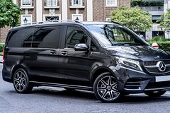 Departure Private Transfers: Florence to Florence Airport FLR in Luxury Van