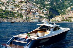 Amalfi And Positano Relax Day tour by boat from the Sorrento Coast