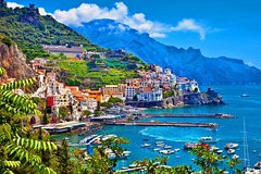Private Transfer from Amalfi or Ravello to Naples
