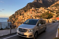 Amalfi Coast Private Tour from Sorrento - Mercedes Minivan & Guide
