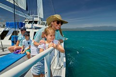 Wavedancer Low Isles Great Barrier Reef Sailing Cruise from Port Douglas