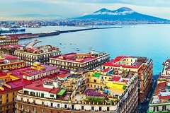 Naples and its beauties its mysteries and its panoramic views, cruises