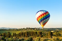 Hot Air Balloon Ride in Chianti