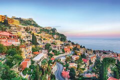 Best of Eastern Sicily: Taormina and Castelmola private tour from Giardini