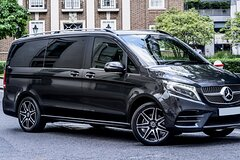 Arrival Private Transfers: Marco Polo Airport VCE to Venice in Luxury Van