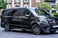 Departure Private Transfers: Venice to Marco Polo Airport VCE in Luxury Van