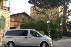 Transfer from Sorrento area to Naples