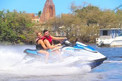 1.5hr Jetski Tour with island stopover - SELF DRIVE - NO LICENCE NEEDED