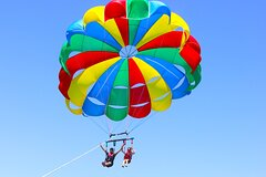 Parasailing ( Solo, Tandem or Triple Flights )