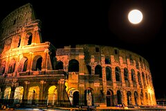 Sunset and Moonlight VIP Colosseum Tour
