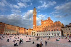 From Florence Private Full Day Tour to Siena, San Gimignano and Wine Countr