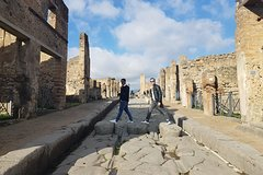 Private Tour from Sorrento - Pompeii and Herculaneum