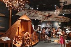 Skip the Line: LEONARDO DA VINCI INTERACTIVE MUSEUM® Entrance Ticket