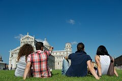 Private Full-Day Pisa and Lucca GUIDED Tour from Florence