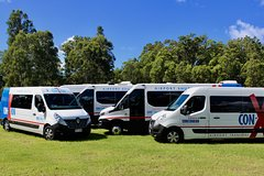 Brisbane Airport Arrival transfer to Gold Coast shared shuttle