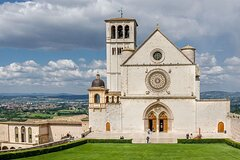Assisi Fullday from Rome with Papal Blessing on Parchment and Lunch Include